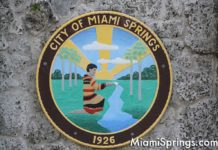 City of Miami Springs Municipal Seal