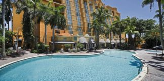 Embassy Suites Hotel Miami Springs