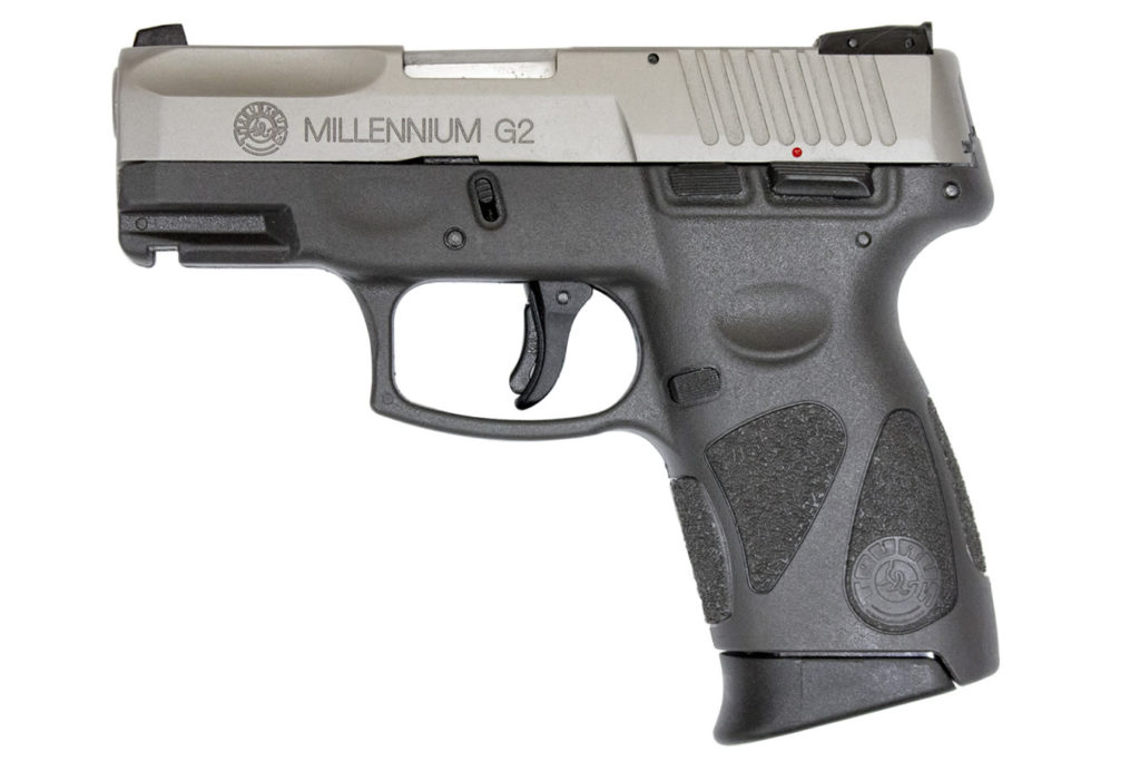 Sample Taurus 9mm