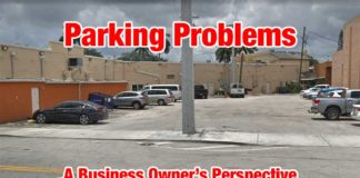 Parking Problems in Miami Springs