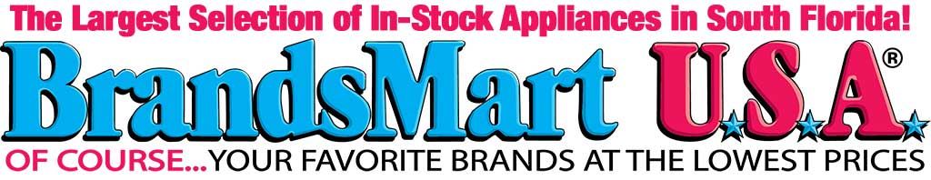 The Largest Selection of In-Stock Appliances in South Florida.