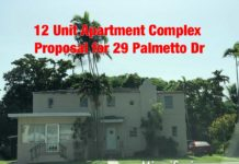 Palmetto Drive Apartment Proposal