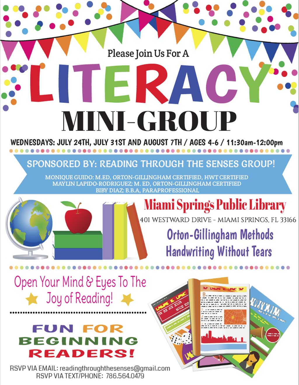 Literacy Mini Group