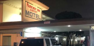 Parkway Inn Airport Motel Shooting
