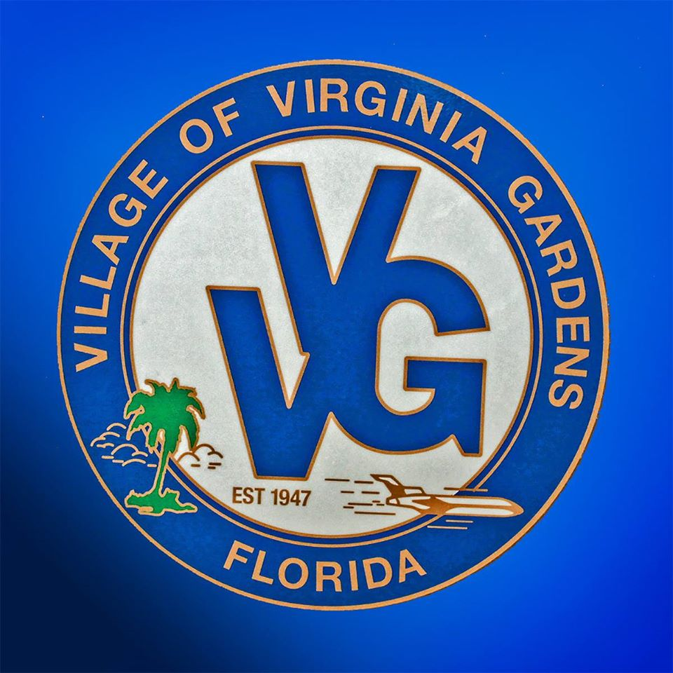 Seal of the Village of Virginia Gardens