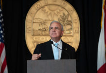 Miami-Dade County Mayor Gimenez