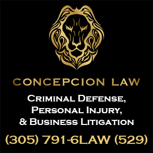 Concepcion Law Criminal Defense, Personal Injury, business Litigation