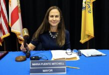 Miami Springs Mayor Maria Mitchell