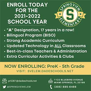 Enroll at Springview Elementary