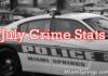 July Crime Stats Miami Springs Police