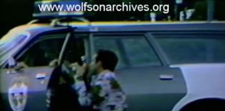 Miami Springs Police Standoff 1975 1200 Robin Avenue