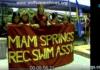 Miami Springs Swim Meet at Big Olympic Pool