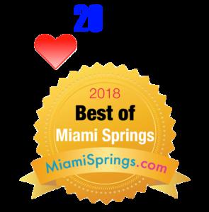 Top 20 Reasons We LOVE Miami Springs