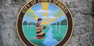 Miami Springs City Seal