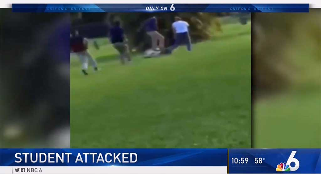 Video Student Attacked MSSH