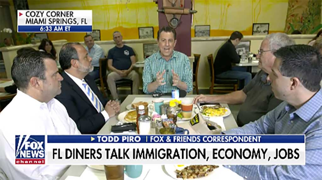 Fox News Cozy Corner