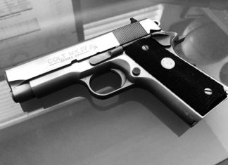 Colt 45 1911 Gun