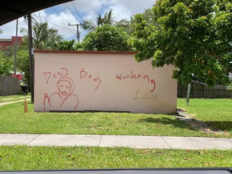 Graffiti Miami Springs