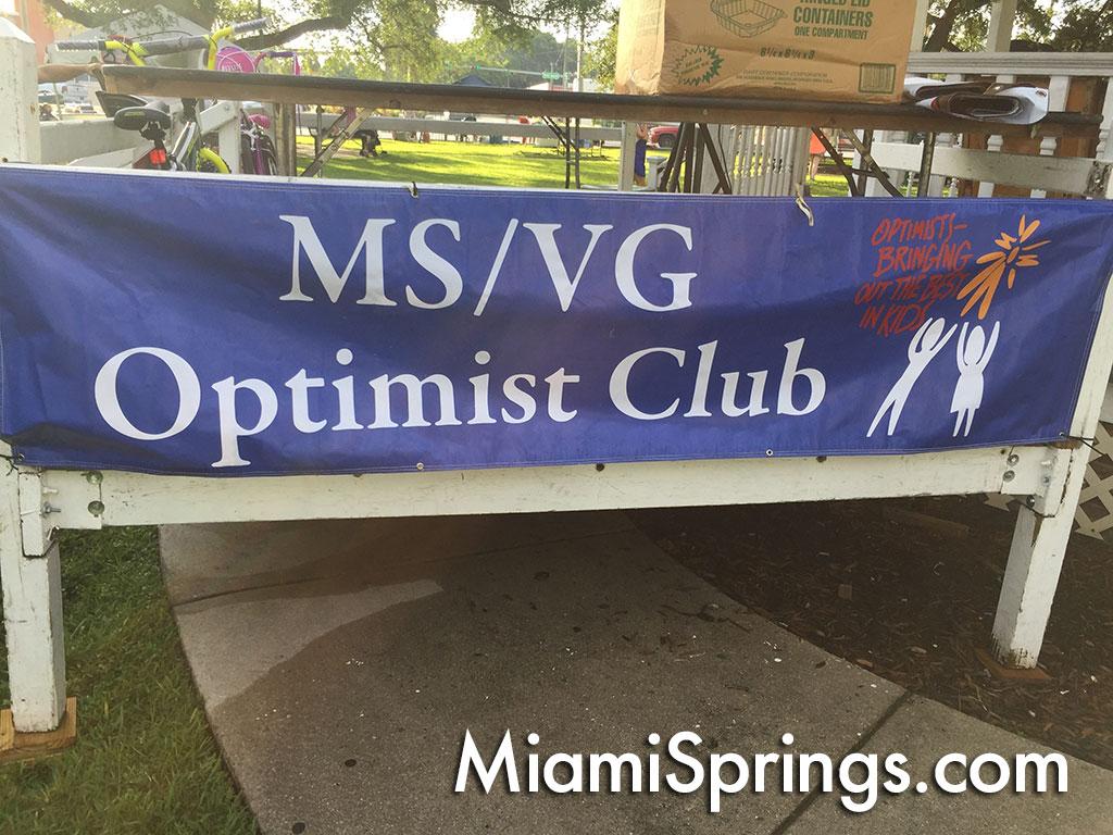 MS VG Optimist Club