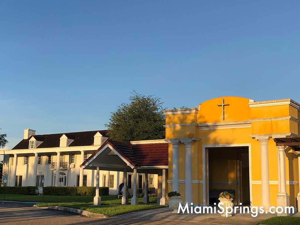 Blessed Trinity Catholic Church Sunrise
