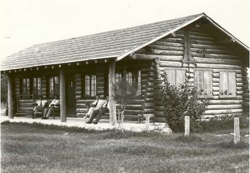 The Hunting Lodge