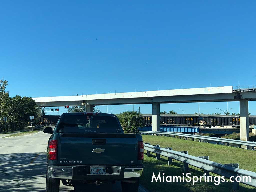 Miami Springs Train