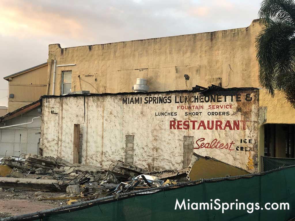 Downtown Demolition