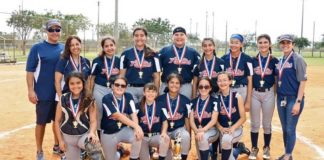 AIE CHARTER MIDDLE SOFTBBALL CHAMPS