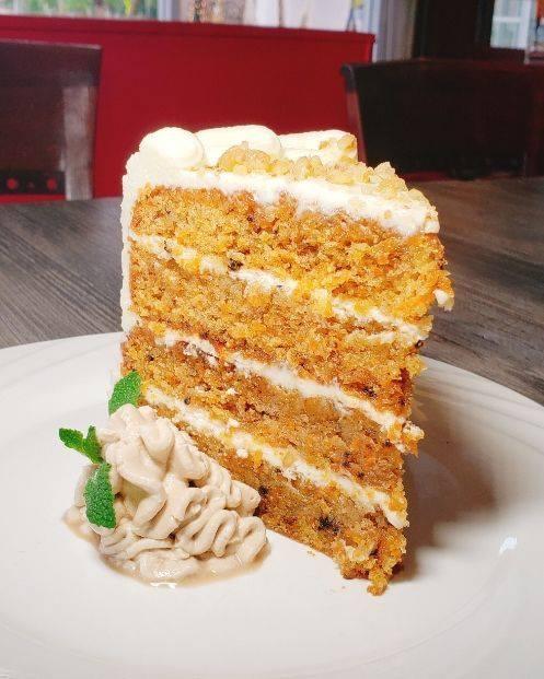 Scratch Carrot Cake
