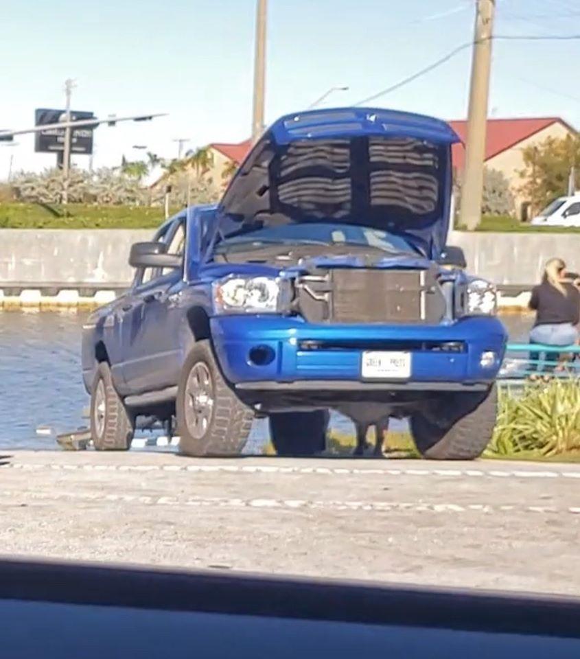 Miami Springs Boat Ramp