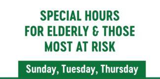 Milam's Markets Helps Seniors