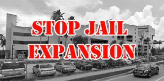 STOP JAIL EXPANSION