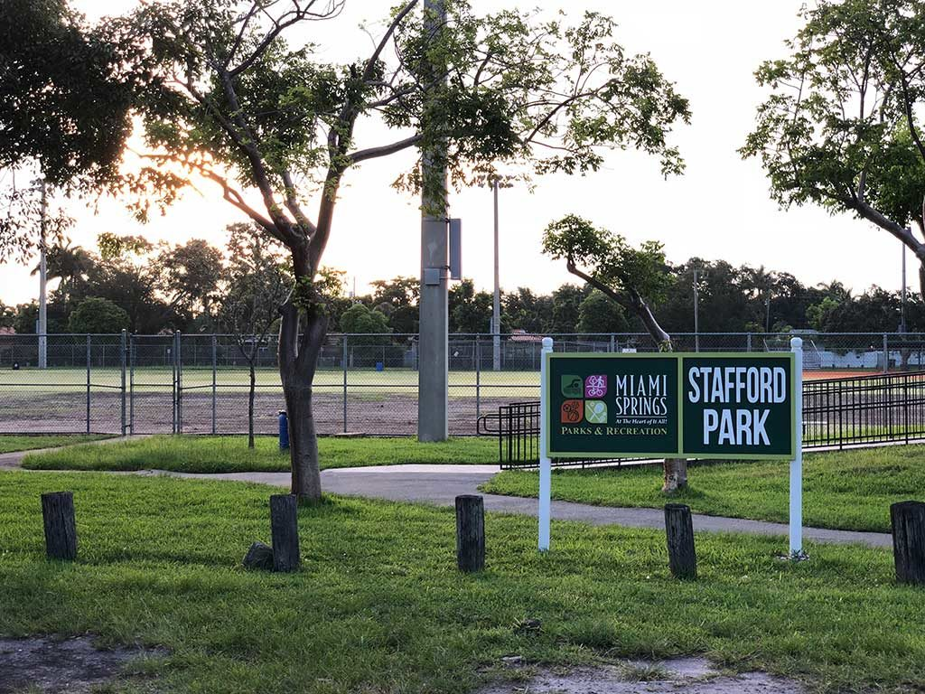 Stafford Park