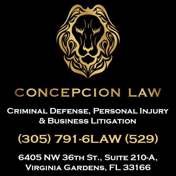 Concepcion Law Criminal Defense, Personal Injury