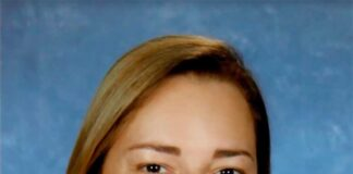 MSSH Teacher of the Year Ms. Corina P. Mills