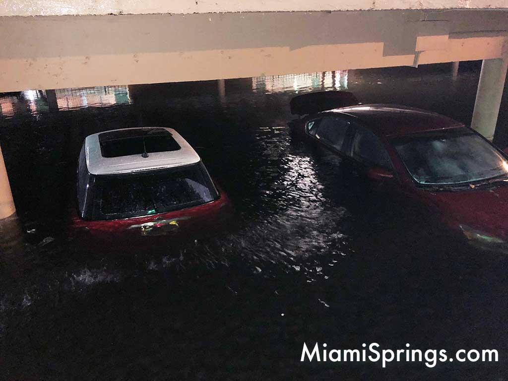 Miami Springs Flood May 26, 2020