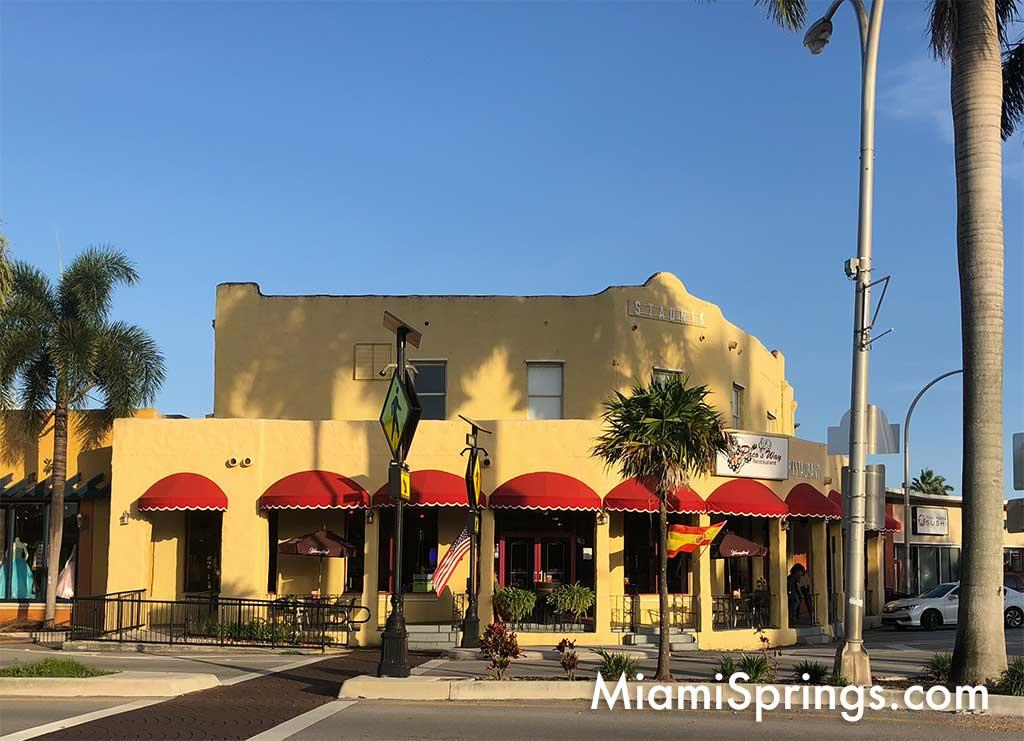 Historic Clune-Stadnik Building Miami Springs