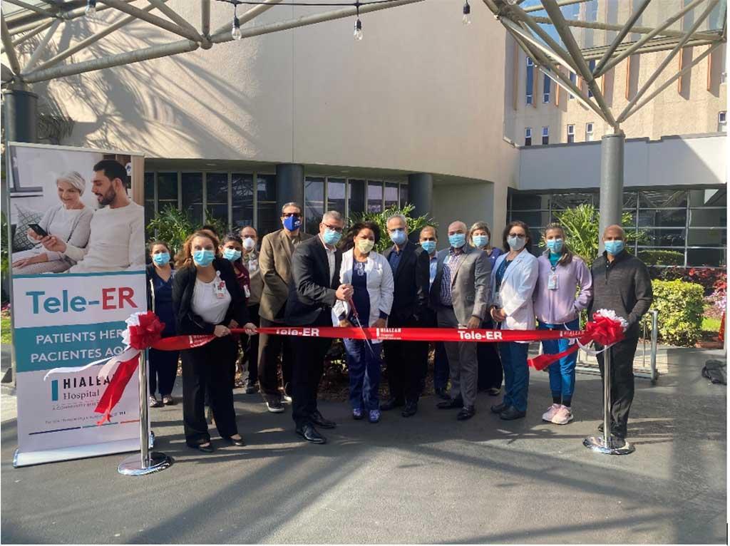 Hialeah Hospital announces new Tele-ER services