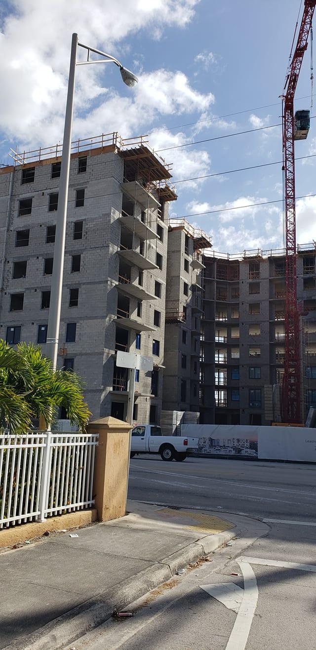 Hialeah Drive Construction Project