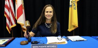 Miami Springs Mayor Maria Mitchell