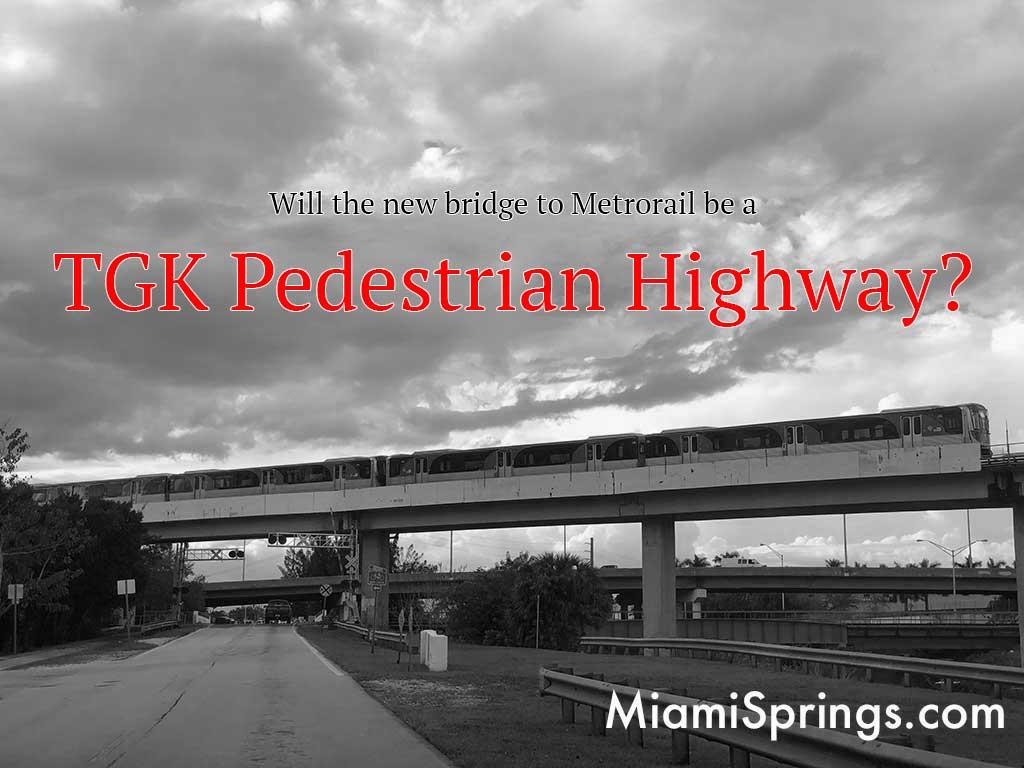 TGK Pedestrian Highway