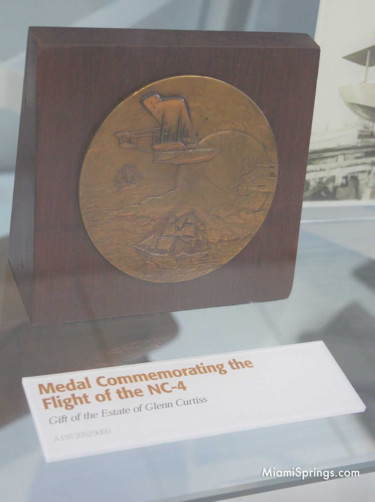Medal Commemorating the Flight of the NC-4