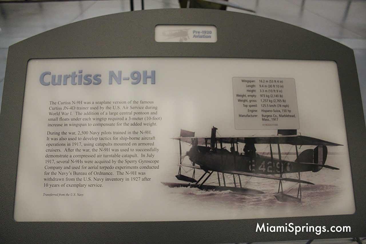 Curtiss N-9H Jenny