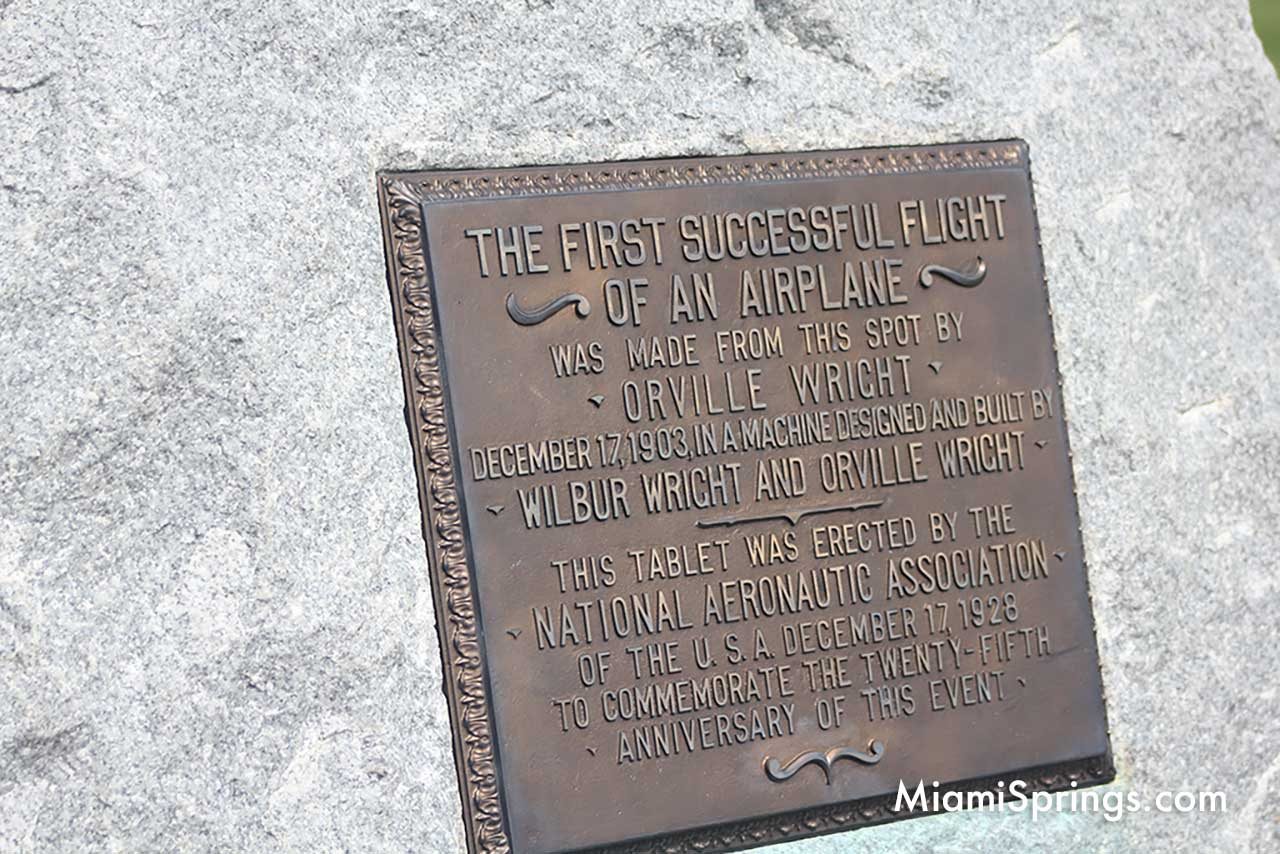 The 1st Successful Flight of an Airplane