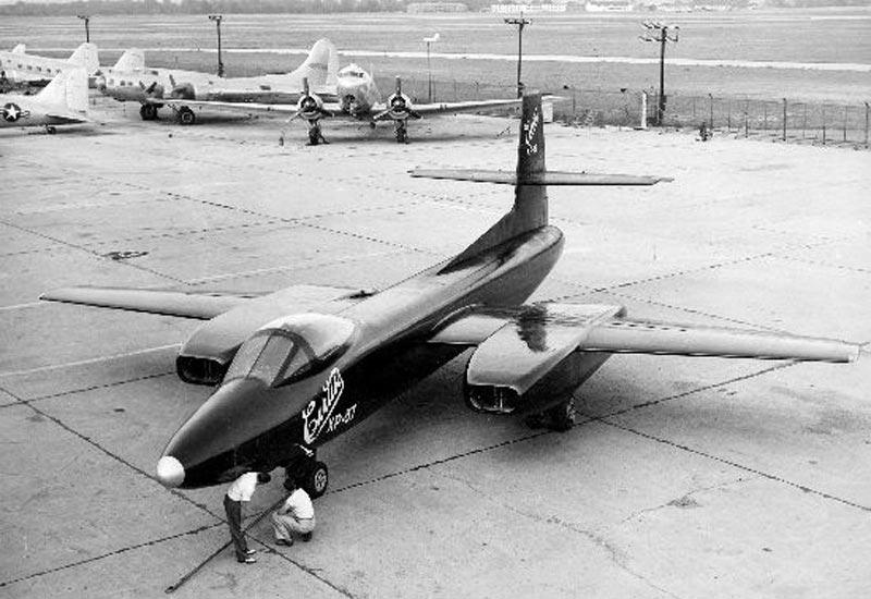 Curtiss XF-87 Blackhawk