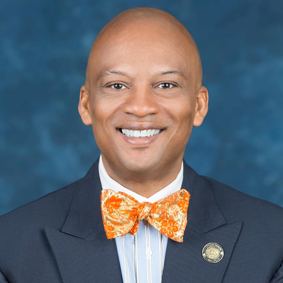 Miami-Dade Commission Vice Chairman Oliver Gilbert