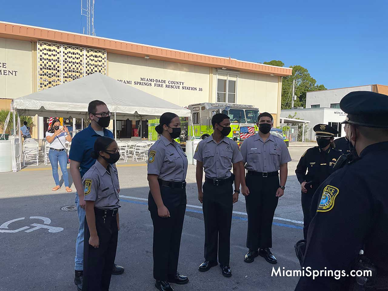 Miami Springs First Responders