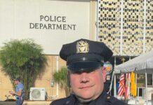Medley Officer and 20 Year NYPD Veteran Danny Cisar