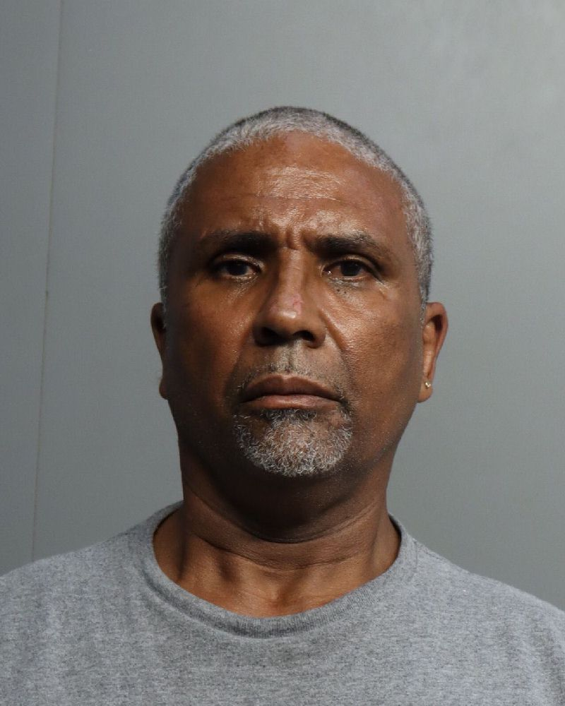 Miguel Marquez - Photo courtesy Miami-Dade Corrections